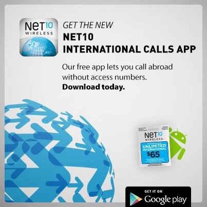 NET10 International Calling App on Google Play