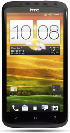 HTC One X LTE (Cert. Pre-Owned)