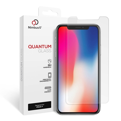iPhone X/XS Quantum Glass