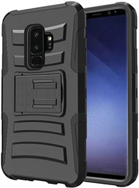 Samsung Galaxy S9+ Holster Case