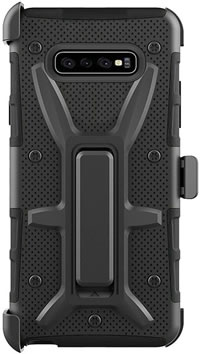 Samsung Galaxy S10 Rugged Combo Holster