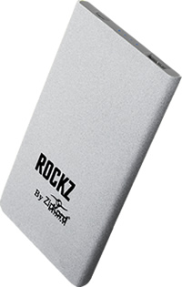Rockz 4000mAh Power Bank