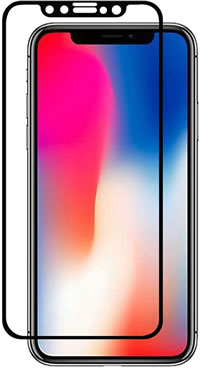 iPhone X,XS Tempered Glass